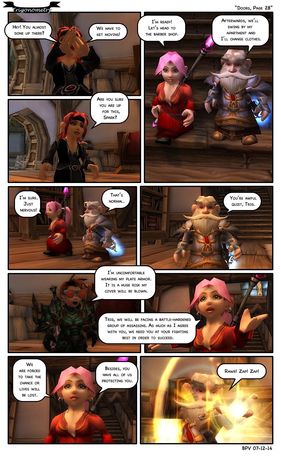 Doors, Page 28