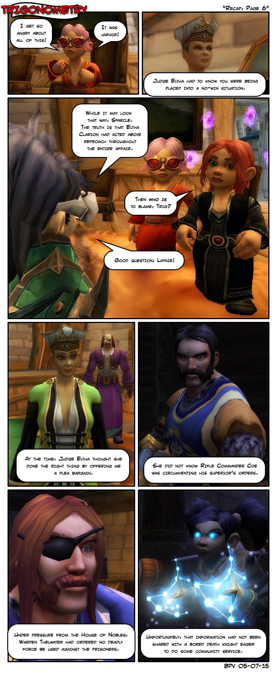 Recap, Page 6